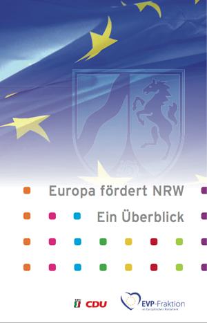 EU Förderbroschüre
